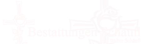 Bestattungen Walter Schäufl Logo